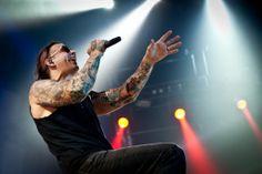 Avenged Sevenfold live in Wien: Modern-Metal mit viel Show - Musik national - Vienna Online (1024 x 683)