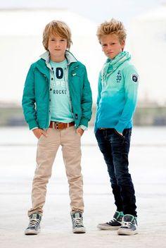 Trends in Boys' Wear Fashion Kids, Little Boy Fashion, Toddler Fashion, Fashion Usa, Outfits Niños, Baby Boy Outfits, Children Outfits, Teen Boys, Kids Boys