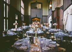 This historic mansion is a gorgeous reception space <3 (Kohl Mansion Wedding)
