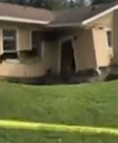 """APOPKA, Fla. — A Florida family will soon be searching for a new place to gather after their home of nearly five decades was lost to a sinkhole.Elena Hale said cracks began appearing in the wall of her grandparents' Apopka home Monday night, and the wall was separating from the ceiling when they woke early Tuesday morning. A hole in the yard grew larger as the morning went on, and the bottom of the house was starting to sag by 11 a.m.""""By that point, my grandparents had the fire depar..."""