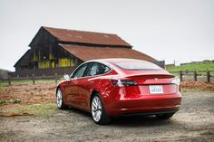 Tesla Model 3: The Road & Track Review