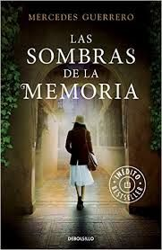 Adivina quien lee: Las sombras de la memoria - Mercedes Guerrero