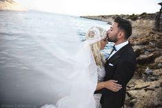 Destination Wedding - Glyfada, Greece - Beach Wedding Photography Glyfada Greece, Beach Wedding Photography, Destination Wedding, Wedding Dresses, Bride Dresses, Bridal Gowns, Beach Wedding Photos, Destination Weddings