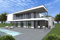 Premium Haus AS | Dream Houses | Pinterest | Haus, Modern ...