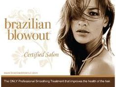 Brazilian blowout! <3