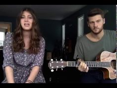 Cover of Jolene by Dolly Parton by Zach and Amanda