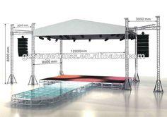 2013 GOOD PRICE aluminum truss stand /aluminum truss / Stage truss $90