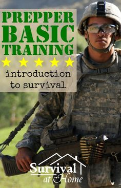 Basic Prepper Training: Introduction to Survival #Food, #Prepping, #Shelter, #Shtf, #Survival, #Training, #Water