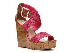 SM Women's Sli Wedge Sandal Women's Casual Sandals Sandals Women's Shoes - DSW