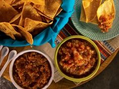 Kelsey's Signature Salsa : Recipes : Cooking Channel