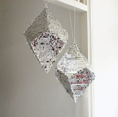 Geometric Crystal Pinata  Glam Bling Wedding by owithdoubledots, $120.00