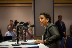 Ms. Lynch, the top federal prosecutor in Brooklyn, would succeed Eric H. Holder Jr., who is stepping down.