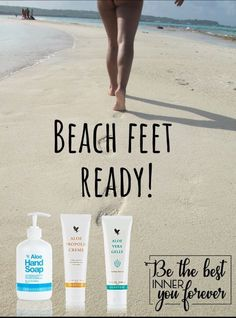 Are your feet beach ready? Share the love with your feet this valentines with our hand soap, propolis cream and aloe vera gelly Aloe Vera For Skin, Aloe Vera Skin Care, Aloe Vera Face Mask, Aloe Vera Gel, Forever Living Aloe Vera, Forever Aloe, Cellulite, Forever Living Business, How To Apply Lipstick