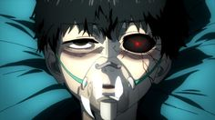 """I got """"Tokyo Ghoul"""" on """"This Anime Generator Will Decide Your Alternate Anime World"""" What about you?"""
