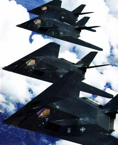 Stealth Bombers