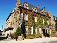 Best Western Hôtel Montgomery - Hotel en Pontorson