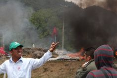 Mensaje de Doña Bertha Nava ante el brutal desalojo del plantón magisterial popular de San Cristóbal de las Casas