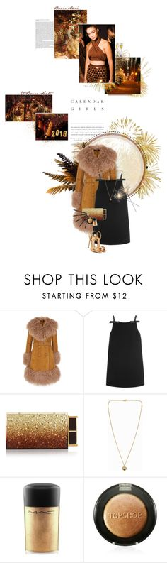 """""""Les Étoiles"""" by tirederable ❤ liked on Polyvore featuring Kerr®, Gucci, Miu Miu, Tom Ford, Michael Kors, MAC Cosmetics, Dolce&Gabbana, Topshop and Giuseppe Zanotti"""