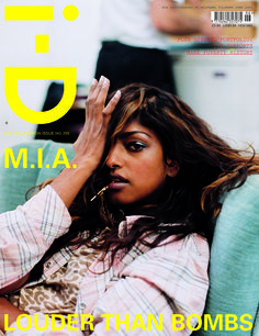 The Declaration Issue No. 255 June 2005 M.I.A. by Wolfgang Tillmans