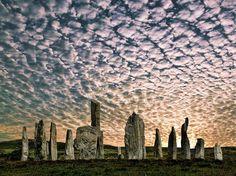 The Standing Stones, Isle of Arran, North Ayrshire, Scotland