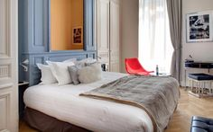 An expert guide to the best Bordeaux hotels with parking, featuring the best places to stay for private car parks, lavish bedrooms and urban-chic accommodation.