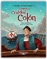 Conoce a Cristóbal Colón by María Isabel Molina is here!