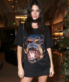 Kendall Jenner Street Style Outfits | Model, spokesperson, dancer (sometimes), and now street style queen. Is there anything Kendall Jenner can't do? These photos prove there isn't. #refinery29 http://www.refinery29.com/kendall-jenner-style
