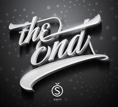 The End: Storefront font release - Dado Queiroz - Lettering, design and illustration Creative Typography Design, Typography Love, Typography Letters, Typography Poster, Lettering Design, Design Letters, Vintage Typography, Types Of Lettering, Hand Lettering