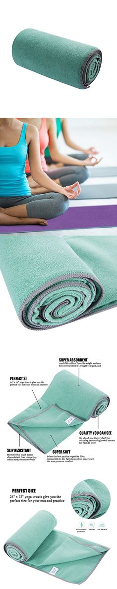 Home Golf Microfibre Towel Perfect for Pilates quick dry Fitness the Gym ultra // super // highly absorbent Travel Small // large Camping Swim // Swimming Bath Sport and more the Beach Workout compact Yoga