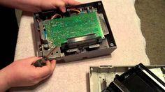 Fixing My Nintendo NES (Flashing Red Light)