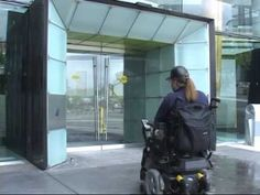 This video shows  how wireless technology can help people with disabilities live more independently by using a cell application. Some applications can be use to remotely turn on and off  lights and open and close doors. This type of technology  has made it possible for people with mobility limitations to withdraw money from an ATM machine and make shopping easier with a push of a button.