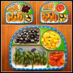 Vegan children eat very well! {Vegan Mother Hubbard: Vegan Toddler Meals}