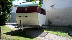 Regular campers are a thing of the past: meet the BeauEr, an automatically expandable trailer.