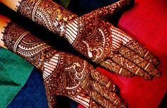 40 Best Indian Mehandi Designs / Henna Designs - Part 1 | Lets Create Crafts