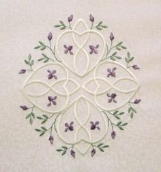 EMBROIDERY QUILT PROJECTS - EMBROIDERY DESIGNS