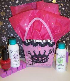 Pedicure Kit Treat Bags