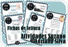 Fichas de leitura - Atividades Adriana