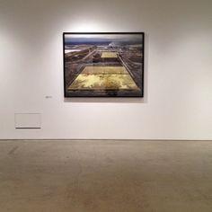 Edward Burtynsky at Galleries UNSW, COFA