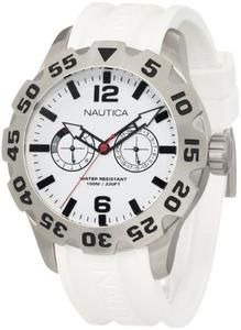 Nautica Men's N16603G Bfd 100 Multi Watch