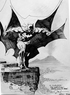 Justice League: Batman by Jim Lee Jim Lee Batman, Batman And Superman, Spiderman, Batman Arkham, Batman Robin, Comic Book Artists, Comic Artist, Comic Books Art, Batman Comic Art