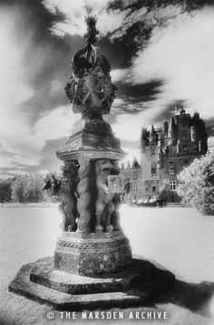 Glamis Castle, Angus, Scotland (MA-C-051) Simon Marsden