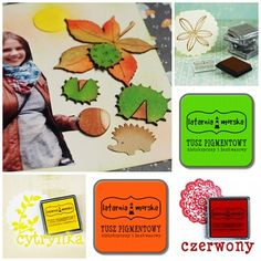 Pigment Ink, Ink Pads, Scrap, Autumn, Color, Colour, Fall, Tat, Colors