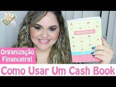 Livro Caixa Para Se Organizar Financeiramente | Como Usar Um Cash Book (...