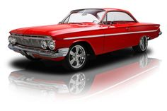 1961 Chevrolet Bel Air 540 V8 600 HP 4 Speed Auto PS