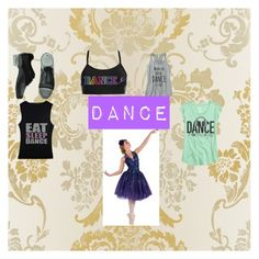 """Dance"" by itybitybear ❤ liked on Polyvore featuring Capezio"
