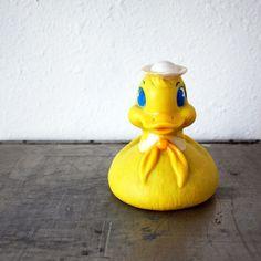 Vintage Rubber Duck