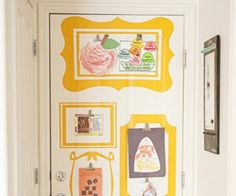 Ideas to Display Kids Art Projects Art For Kids, Crafts For Kids, Arts And Crafts, Kids Art Storage, Displaying Kids Artwork, Kids Zone, Toy Rooms, Creative Art, Art Projects