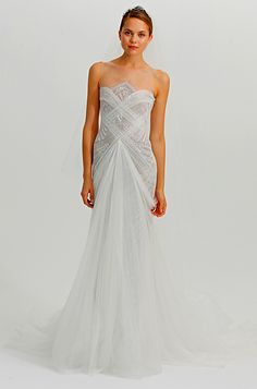 Marchesa Bridal 2012