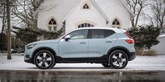 The 2019 Volvo Isn't Sporty, And That Makes it Great - Cars World Subaru Suv, Best Suv Cars, Sporty Suv, Luxury Crossovers, Volvo Cars, Expensive Cars, Future Car, Cool Cars, Dream Cars