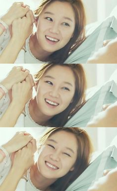 Hahaha, Tae Gong Shil's face when she woke up next to Joo Joong Won. This was one of the most cute and hilarious scenes. Master's Sun